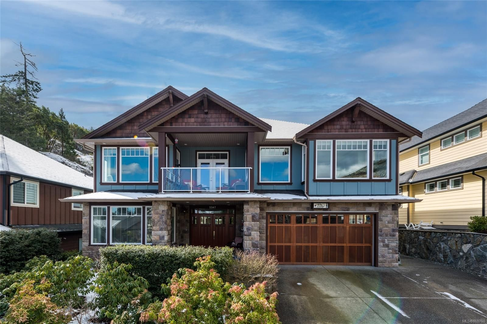 Main Photo: 2267 Players Dr in : La Bear Mountain House for sale (Langford)  : MLS®# 869760