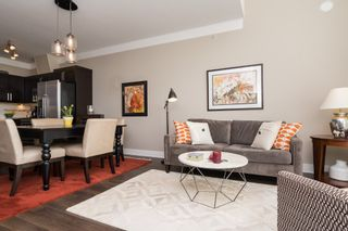 """Photo 4: 407 20630 DOUGLAS Crescent in Langley: Langley City Condo for sale in """"BLU"""" : MLS®# R2049078"""