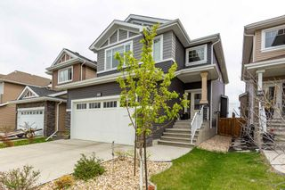 Photo 1: 16615 18 Avenue in Edmonton: Zone 56 House for sale : MLS®# E4246800