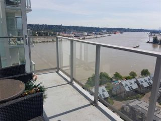 Photo 2: 2402 988 QUAYSIDE Drive in New Westminster: Quay Condo for sale : MLS®# R2454533