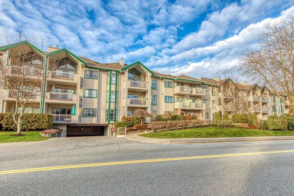 "Main Photo: 223 13911 70 Avenue in Surrey: East Newton Condo for sale in ""CANTEBURY GREEN"" : MLS®# R2456341"