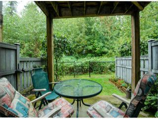 """Photo 14: 150 15168 36TH Avenue in Surrey: Morgan Creek Townhouse for sale in """"SOLAY"""" (South Surrey White Rock)  : MLS®# F1423214"""