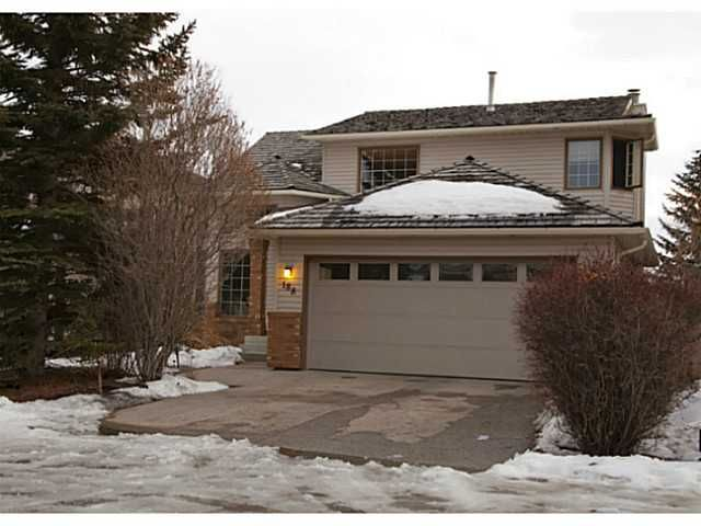 Main Photo: 188 WOODFORD Close SW in CALGARY: Woodbine Residential Detached Single Family for sale (Calgary)  : MLS®# C3558183