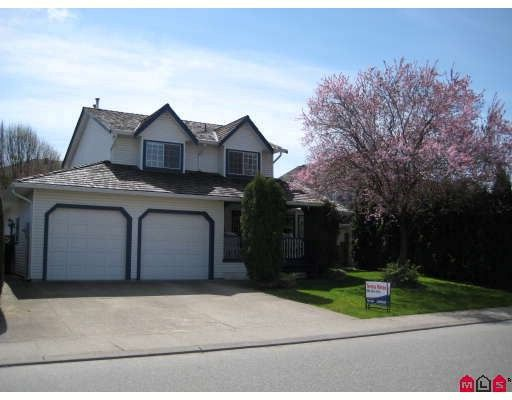 """Main Photo: 32256 ROGERS Avenue in Abbotsford: Abbotsford West House for sale in """"FAIRFIELD ESTATES"""""""