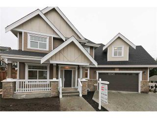 Main Photo: 3386 EDWIN Court in Coquitlam: Burke Mountain House for sale : MLS®# V859405
