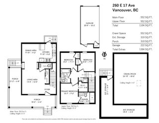 Photo 4: 260 E 17TH Avenue in Vancouver: Main 1/2 Duplex for sale (Vancouver East)  : MLS®# R2573823