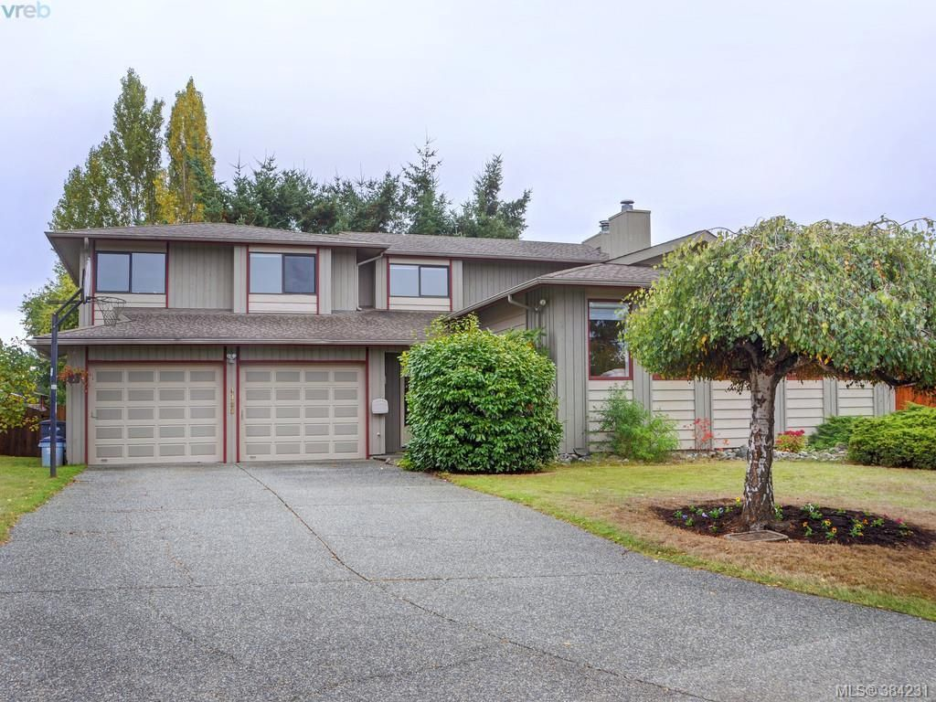 Main Photo: 3436 S Arbutus Dr in VICTORIA: ML Cobble Hill House for sale (Malahat & Area)  : MLS®# 687825