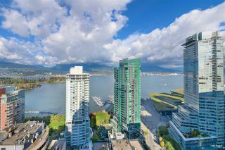 "Photo 23: 3501 1111 W PENDER Street in Vancouver: Coal Harbour Condo for sale in ""THE VANTAGE"" (Vancouver West)  : MLS®# R2544257"