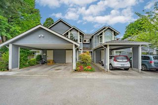 """Main Photo: 1591 AUGUSTA Avenue in Burnaby: Simon Fraser Univer. Townhouse for sale in """"Cameray Place"""" (Burnaby North)  : MLS®# R2584871"""