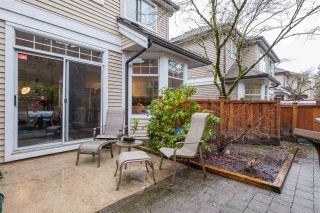 "Photo 31: 35 5950 OAKDALE Road in Burnaby: Oaklands Townhouse for sale in ""HEATHERCREST"" (Burnaby South)  : MLS®# R2536140"