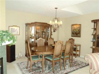 Photo 5: 1106 BENNET Drive in Port Coquitlam: Citadel PQ Townhouse for sale : MLS®# V1078820
