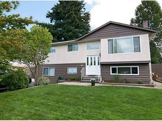 Photo 1: 433 DRAYCOTT Street in Coquitlam: Central Coquitlam House for sale : MLS®# V1050193