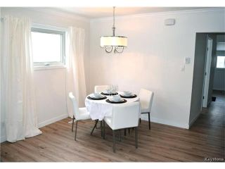 Photo 4: 65 Stranmillis Avenue in Winnipeg: St Vital Residential for sale (2D)  : MLS®# 1701901