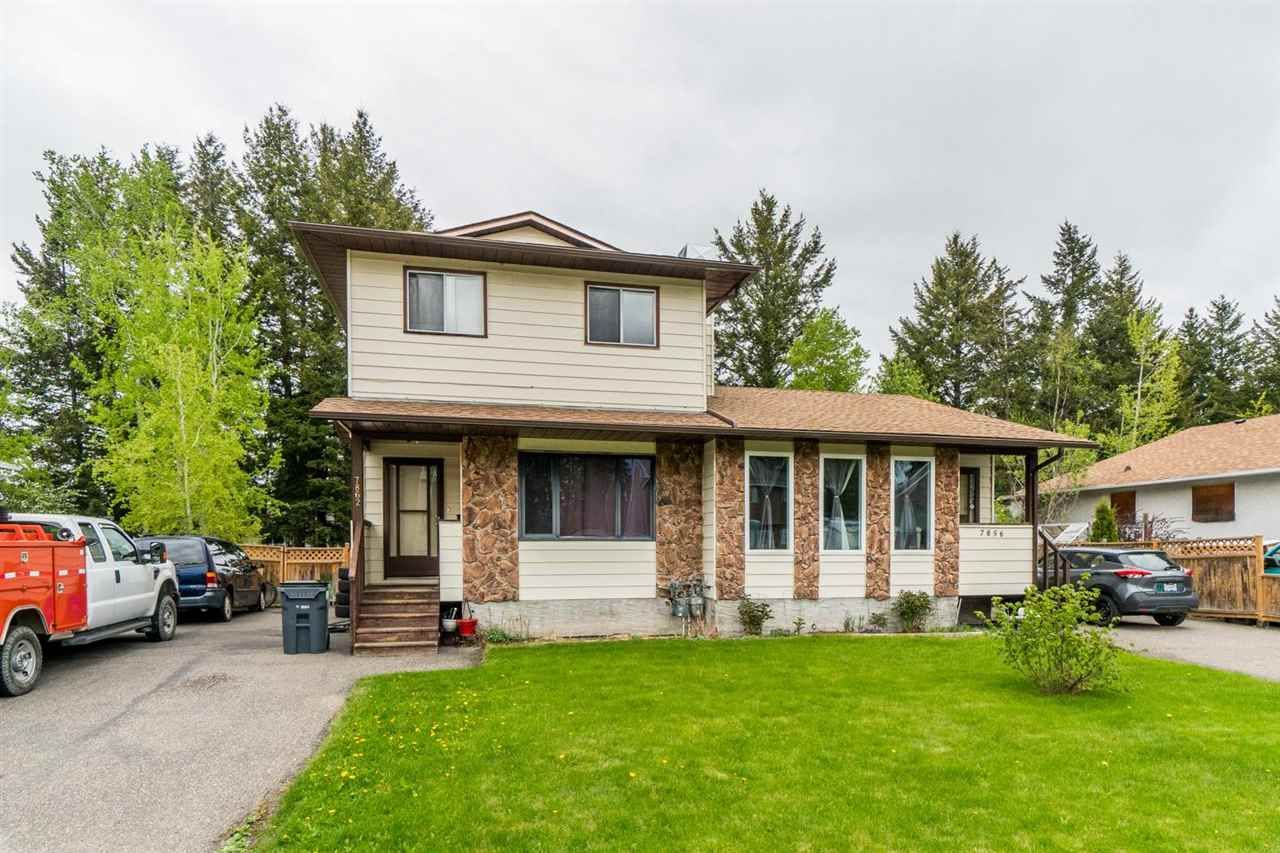 """Main Photo: 7862 ROCHESTER Crescent in Prince George: Lower College 1/2 Duplex for sale in """"COLLEGE HEIGHTS"""" (PG City South (Zone 74))  : MLS®# R2582216"""
