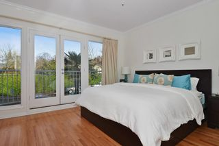 """Photo 13: 2092 WHYTE Avenue in Vancouver: Kitsilano 1/2 Duplex for sale in """"KITS POINT"""" (Vancouver West)  : MLS®# V1100092"""