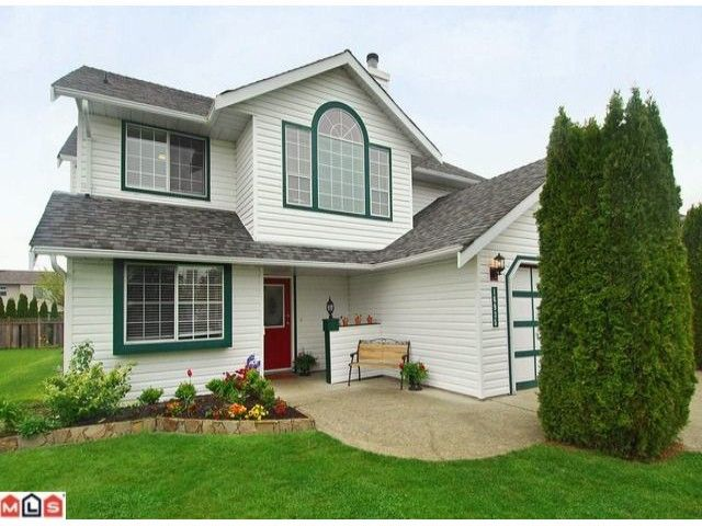Main Photo: 16935 Jersey Drive in Surrey: Cloverdale BC House for sale (Cloverdale)  : MLS®# F1010980