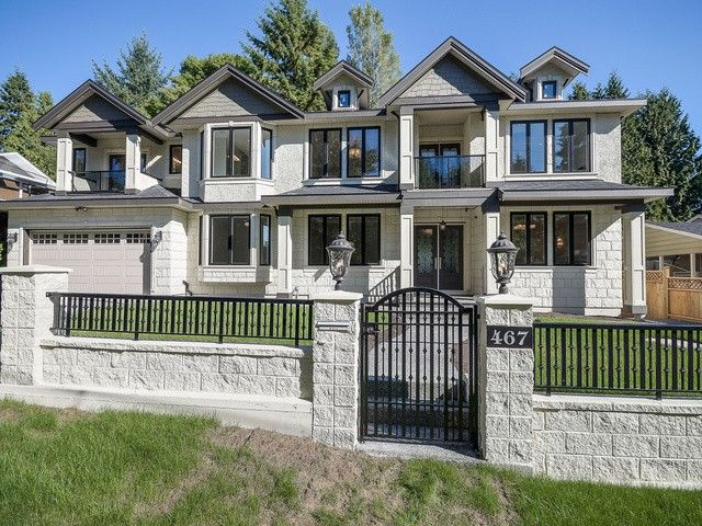Main Photo: 467 GLENHOLME ST in Coquitlam: Central Coquitlam House for sale : MLS®# V1086942