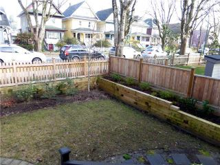 Photo 20: 1 138 W 13TH Avenue in Vancouver: Mount Pleasant VW Townhouse for sale (Vancouver West)  : MLS®# V1109769