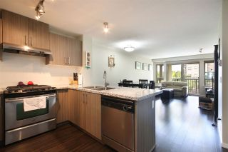 """Photo 5: 217 3178 DAYANEE SPRINGS BL in Coquitlam: Westwood Plateau Condo for sale in """"DAYANEE SPRINGS BY POLYGON"""" : MLS®# R2107496"""