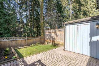 """Photo 17: 853 BLACKSTOCK Road in Port Moody: North Shore Pt Moody Townhouse for sale in """"WOODSIDE VILLAGE"""" : MLS®# R2447031"""
