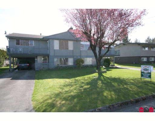 Main Photo: 9360 CARLETON Street in Chilliwack: Chilliwack E Young-Yale Duplex for sale : MLS®# H2801916