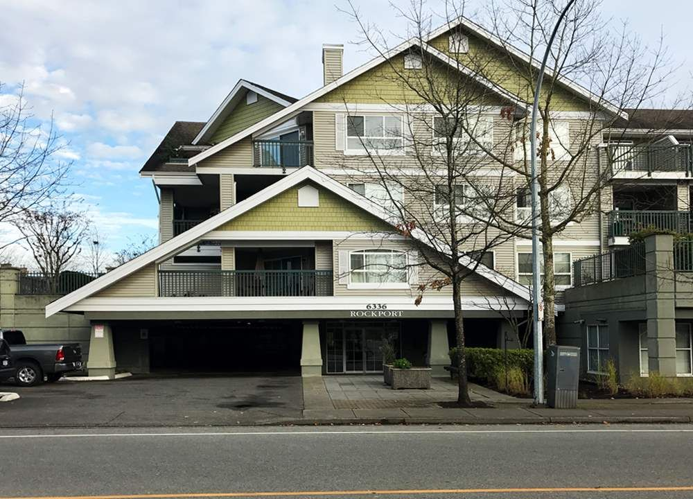 "Main Photo: 216 6336 197 Street in Langley: Willoughby Heights Condo for sale in ""Rockport"" : MLS®# R2228427"