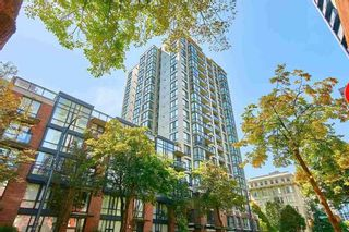 Photo 1: 605 1082 SEYMOUR Street in Vancouver: Downtown VW Condo for sale (Vancouver West)  : MLS®# R2510204