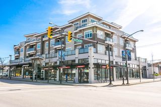 """Photo 1: 303 4710 HASTINGS Street in Burnaby: Capitol Hill BN Condo for sale in """"ALTEZZA"""" (Burnaby North)  : MLS®# R2053394"""