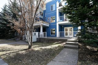 Photo 2: 104 509 21 Avenue SW in Calgary: Cliff Bungalow Apartment for sale : MLS®# A1094862