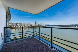 """Photo 11: 706 210 SALTER Street in New Westminster: Queensborough Condo for sale in """"THE PENINSULA"""" : MLS®# R2600076"""