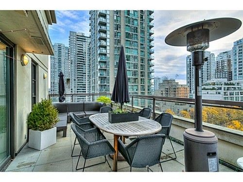 Main Photo: 607 538 SMITHE Street in Vancouver West: Downtown VW Home for sale ()  : MLS®# V1035615