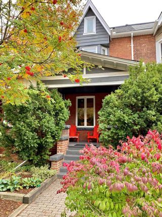 Photo 1: 3 Concord Avenue in Toronto: Palmerston-Little Italy House (2 1/2 Storey) for sale (Toronto C01)  : MLS®# C4976803