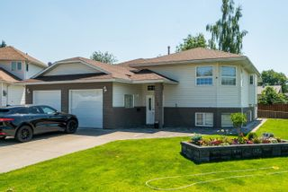 Photo 1: 4634 RYSER Court in Prince George: Heritage House for sale (PG City West (Zone 71))  : MLS®# R2622762