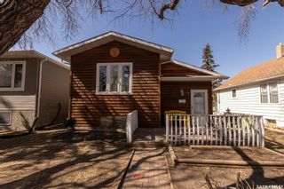 Main Photo: 302 SMITH Street in Regina: Highland Park Residential for sale : MLS®# SK845934