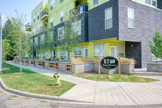 Photo 2: 103 1740 9 Street NW in Calgary: Mount Pleasant Apartment for sale : MLS®# A1135559