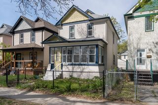 Photo 20: 488 Simcoe Street in Winnipeg: West End House for sale (5A)  : MLS®# 1912836