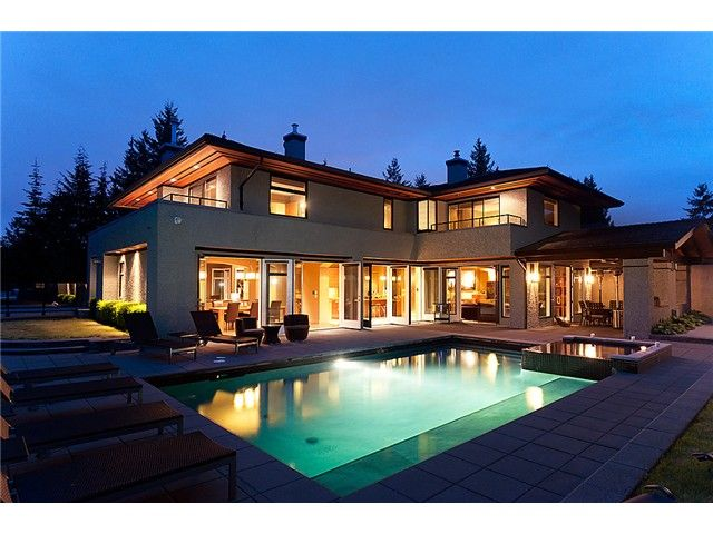 Main Photo: 627 KENWOOD RD in West Vancouver: British Properties House for sale : MLS®# V896090