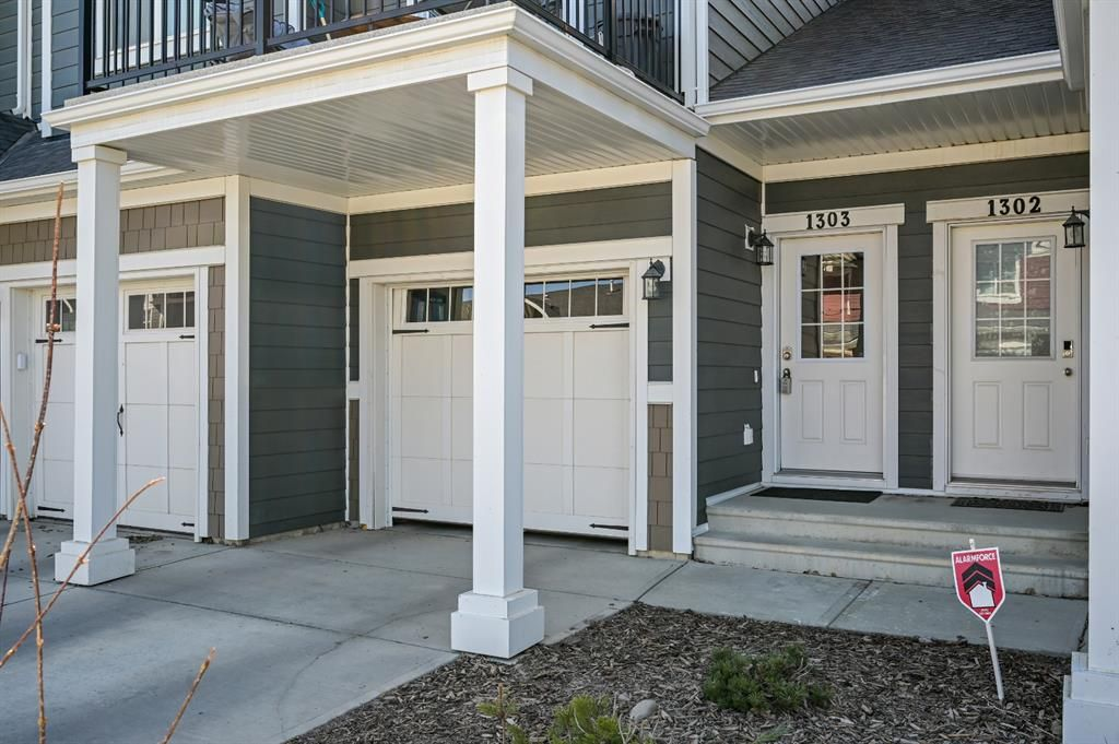 Main Photo: 1303, 881 Sage Valley Boulevard NW in Calgary: Sage Hill Row/Townhouse for sale : MLS®# A1095405