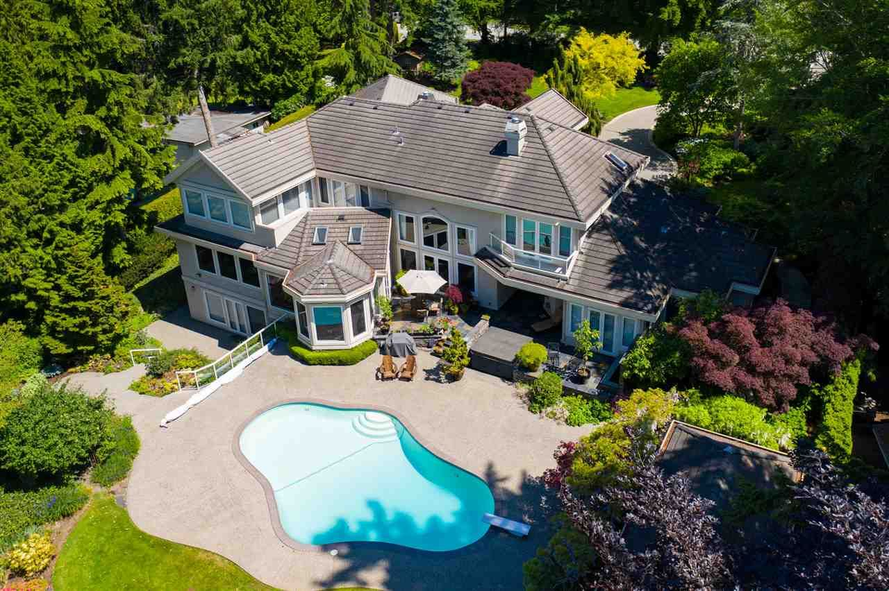 "Main Photo: 13375 CRESCENT Road in Surrey: Elgin Chantrell House for sale in ""WATERFRONT CRESCENT ROAD"" (South Surrey White Rock)  : MLS®# R2531349"