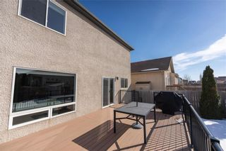 Photo 38: 42 Kellendonk Road in Winnipeg: River Park South Residential for sale (2F)  : MLS®# 202104604