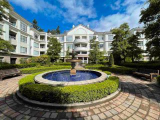 """Photo 1: 104 5735 HAMPTON Place in Vancouver: University VW Condo for sale in """"THE BRISTOL"""" (Vancouver West)  : MLS®# R2590076"""