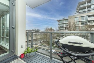 """Photo 13: 405 1690 W 8TH Avenue in Vancouver: Fairview VW Condo for sale in """"The Musee"""" (Vancouver West)  : MLS®# R2527245"""