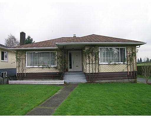 Main Photo: 453 E 36TH AV in Vancouver: Fraser VE House for sale (Vancouver East)  : MLS®# V571090