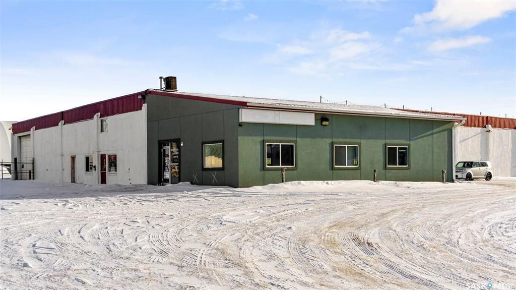 Main Photo: 202 Edson Street in Saskatoon: South West Industrial Commercial for lease : MLS®# SK841096