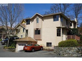 Photo 1: 4 4580 West Saanich Rd in VICTORIA: SW Royal Oak Row/Townhouse for sale (Saanich West)  : MLS®# 756094
