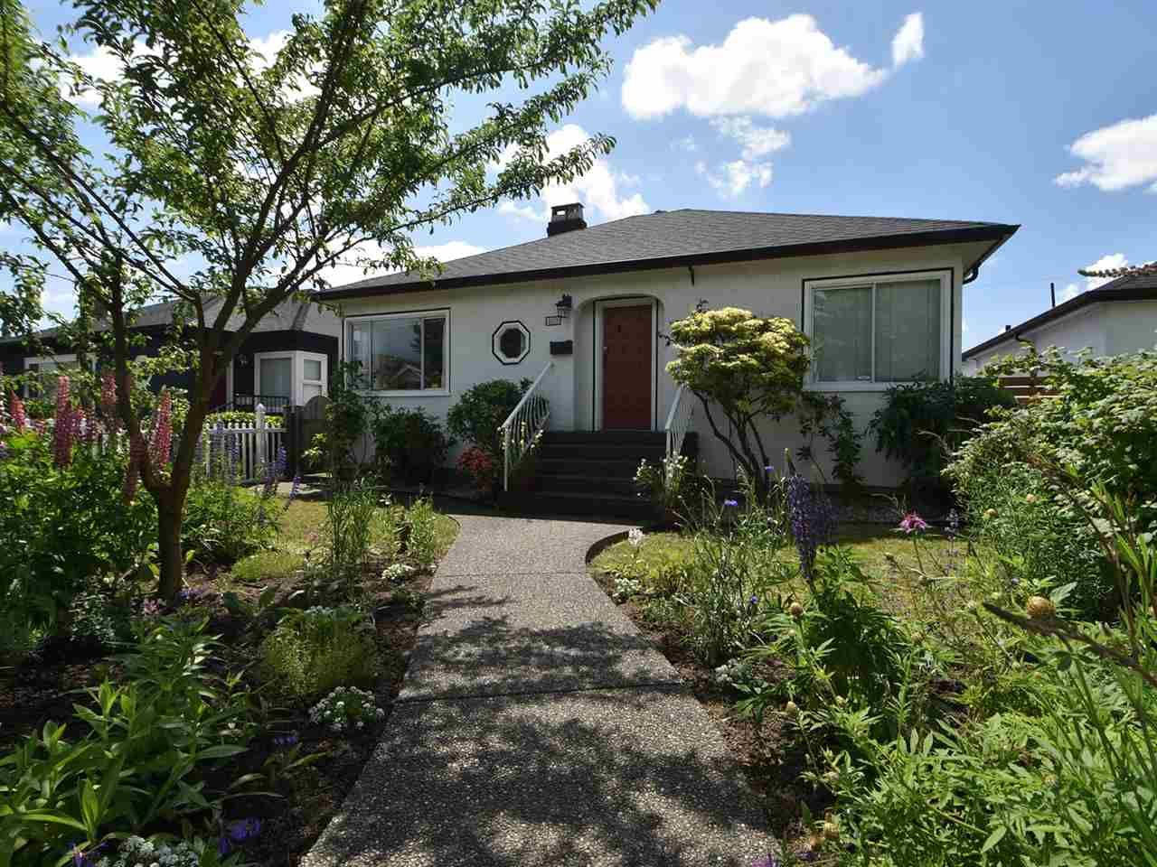 Main Photo: 2812 ADANAC Street in Vancouver: Renfrew VE House for sale (Vancouver East)  : MLS®# R2173673