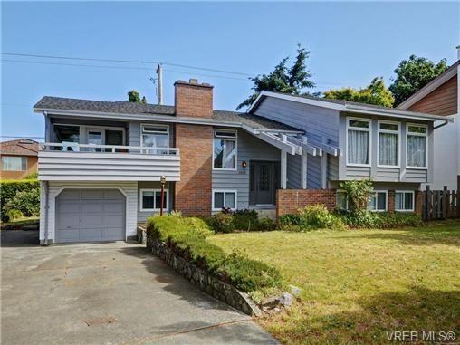 Main Photo: 1826 Harvard Pl in VICTORIA: SE Lambrick Park House for sale (Saanich East)  : MLS®# 735224