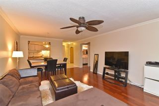 Photo 4: 205 1210 PACIFIC STREET in Coquitlam: North Coquitlam Condo for sale : MLS®# R2235055