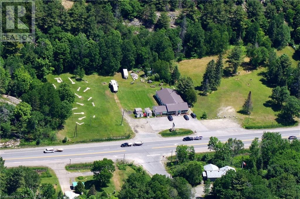 Main Photo: 1732 W 69 Highway in Pointe au Baril: Other for sale : MLS®# 40084894