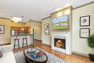 Photo 5: 411 1620 McKenzie Ave in : SE Gordon Head Condo for sale (Saanich East)  : MLS®# 859649